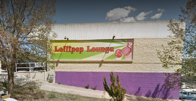 Canberra's sexy Lollipop Lounge