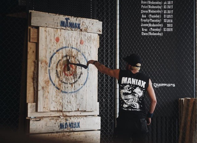 the ultimate melbourne bucks party guide ideas axe throwing